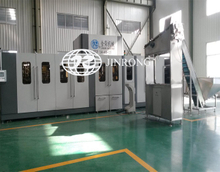 Automatic Blowing Filling Capping 3 in 1 Machine