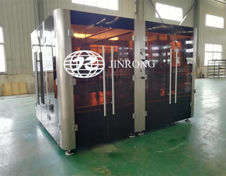 Automatic Glass Bottle Beer Filling Machine